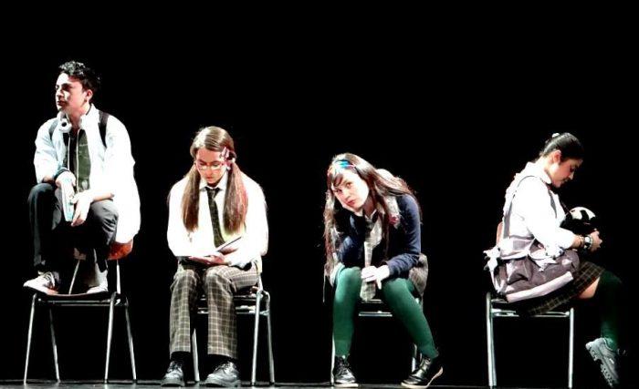 "Función gratuita obra ""Maldito Amor"" en Teatro Municipal de Ovalle"