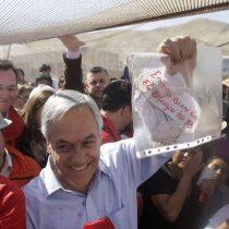 No los quiere soltar: Piñera presenta a Chile como la próxima sede de la APEC con imágenes del rescate de los mineros