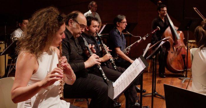 Festival de Música Contemporánea UC en Centro de Extensión UC y Centro GAM