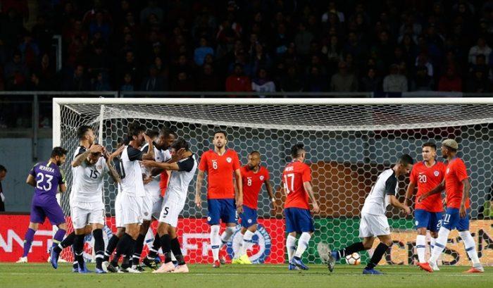 Sin rumbo: Costa Rica le arruina la noche a una desconocida selección chilena