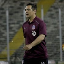 Héctor Tapia no continuará al mando de Colo Colo
