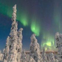 El fotógrafo de la aurora boreal