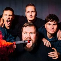 FSF: la banda punk alemana que no soporta a los nazis ni a radicales de derecha