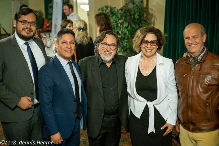 Exhiben muestra de cine chileno en EEUU y ovacionan a Caiozzi por su última película
