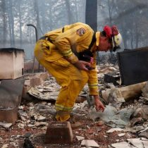 Incendios en California dejan 631 desaparecidos y 66 muertos