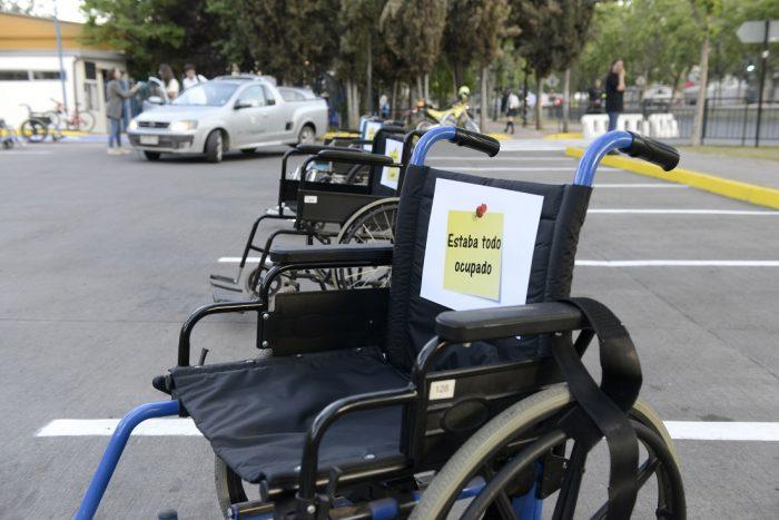 Promueven uso correcto de estacionamientos para personas con discapacidad