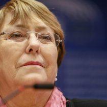 Bachelet y Día de No Violencia en contra de las Mujeres: