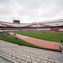 Final de Libertadores: El Monumental se engalana para albergar el Superclásico