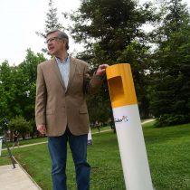 Lavín dio el vamos: comienza a regir ordenanza municipal que prohíbe fumar en parques y plazas
