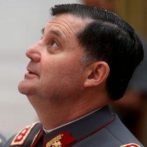 La Moneda pide explicaciones a Comandante en Jefe del Ejército por revelaciones sobre venta de armas a criminales