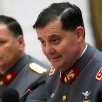 Comisión de Defensa del Senado llama al general Martínez para que explique tráfico de armas