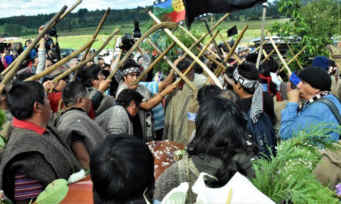 """""""Los mapuche son gente de porquería"""": El insólito descargo del padre de ex carabinero detenido por homicidio de Catrillanca"""
