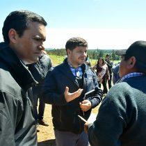 Declara ante el fiscal testigo clave en la muerte de Camilo Catrillanca