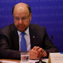 Araucanía: RN le pasa la cuenta al ministro Moreno por la salida de Mayol: