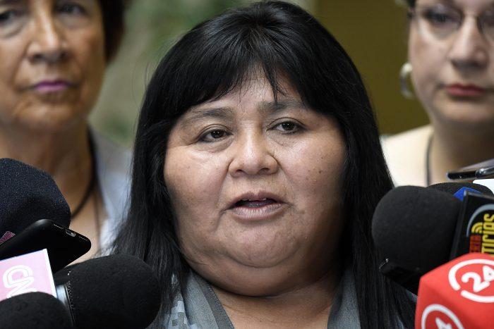 Diputada Nuyado critica al Gobierno por insistir en militarización de la Araucanía