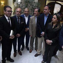Bancada DC anuncia acusación constitucional contra intendente Mayol