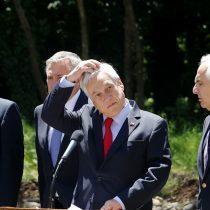 La Moneda complicada trata de bajar el perfil al gallito entre Chadwick y Moreno: Piñera descarta que hayan dos miradas para conflicto de La Araucanía