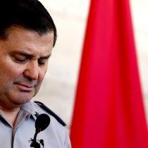 General Martínez retrocede después de que Contraloría lo desmintió  y se disculpa por palabras