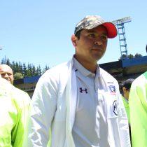Héctor Tapia se despide: Blanco y Negro no renovará al DT de Colo Colo