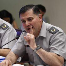 Comandante en jefe del Ejército por detención de Villagra: