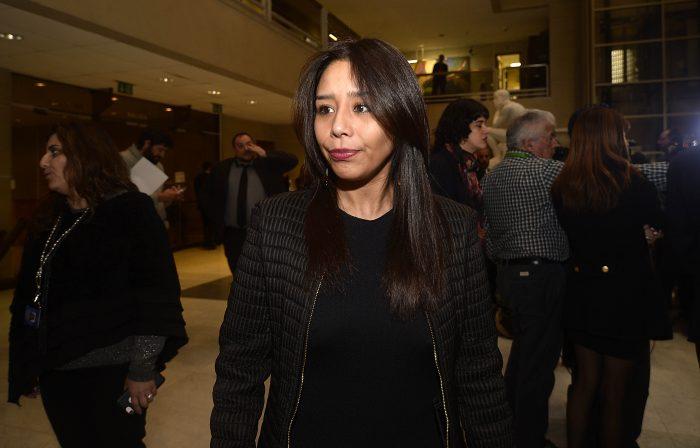 Comisión de Ética inicia investigación contra Aracely Leuquén por agredir a una trabajadora en un bar