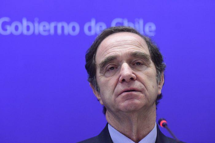 Larraín se desmarca de La Moneda y da por muerto el plan Araucanía: