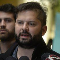 El desconocido encuentro entre Gabriel Boric y Palma Salamanca antes de confirmarse su asilo político