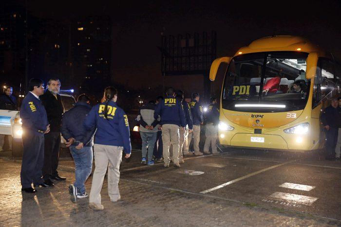 Gobierno confirma nueva expulsión a Colombia de 31 ciudadanos extranjeros