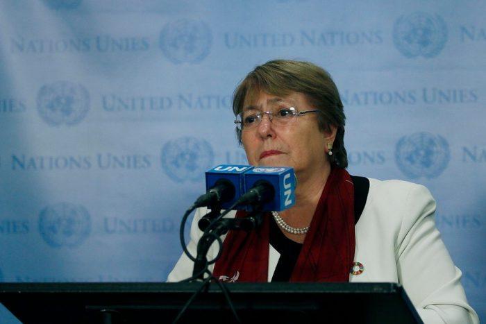 Aucán Huilcamán barre con la declaración de Bachelet por Camilo Catrillanca:
