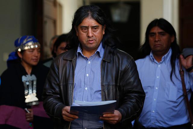 """Aucan Huilcaman: Interpelación de parlamentarios de oposición a Chadwick es un """"aprovechamiento político"""