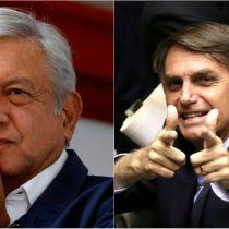 Bolsonaro hace que inversores lleguen a Brasil huyendo de México