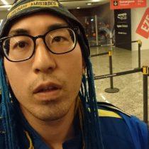 Japonés con mala suerte viajó a Argentina por el día sólo para ver la final de la Copa Libertadores y se la suspendieron