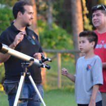 Observación astronómica revoluciona a los vecinos de La Reina
