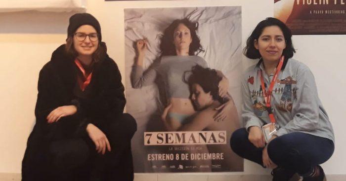 Cine chileno es representado en festival alemán con película feminista sobre el aborto