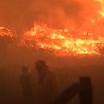 Los voraces incendios forestales que han dejado veintinueve personas muertas en California