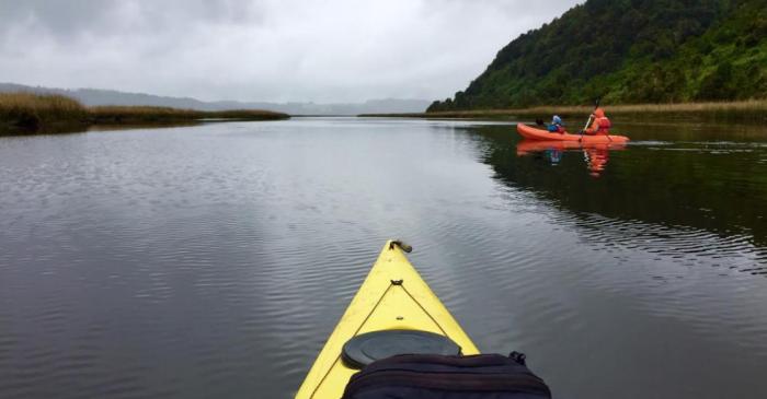 La amenaza ambiental que acecha al río Maullín, cuna del poblamiento americano
