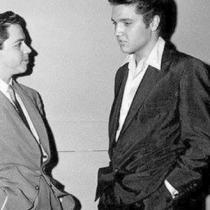 """Entrevista a Lucho Gatica: """"Al final me vio la foto que tenía con Elvis y Luis Miguel me la robó"""