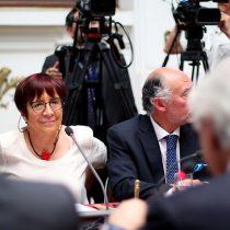 La dura interpelación de Carmen Hertz al ministro del Interior Andrés Chadwick