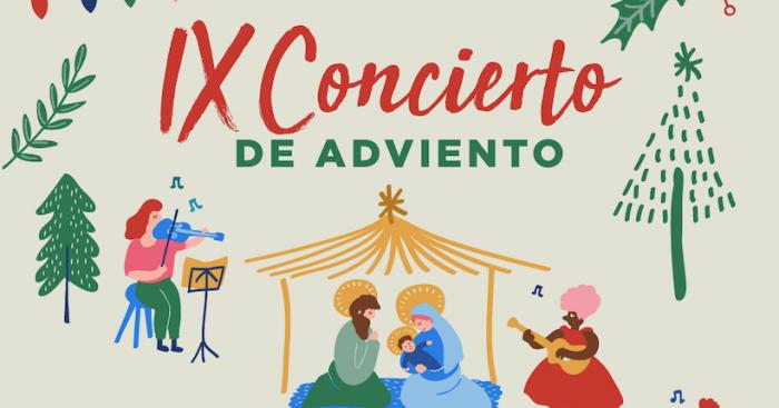 Concierto de Adviento Villancicos interculturales en Casa Central UC