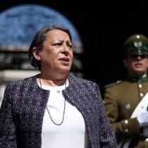 Consuelo Contreras, directora del INDH, recibió amenazas por WhatsApp