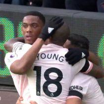 La genial asistencia de Alexis Sánchez para el empate del Manchester United