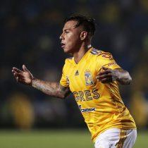 Y Rueda no lo llamó: revisa el doblete de Eduardo Vargas en la goleada de su equipo en México