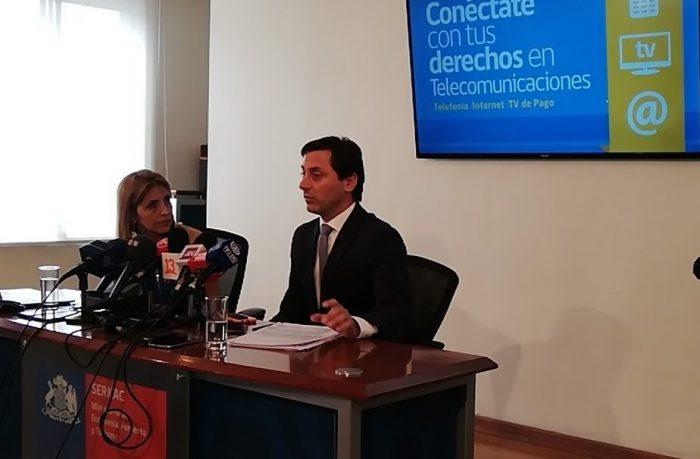 Los servicios de telefonía móvil concentraron el 40% de los reclamos de los consumidores ante el Sernac y Subtel