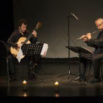Festival Musical Chiloé: conciertos de Ensamble La Folía en iglesias de Isla de Lemuy y Tenaún