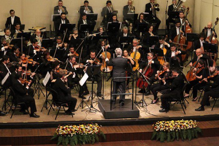 Último concierto de la temporada de Orquesta Sinfónica UdeC en Teatro Universidad de Concepción