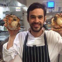 Gustavo Correa, el chef chileno que cocina en los mejores restaurantes de Europa
