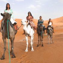 Marrakech y El Sahara: entre zocos y camellos