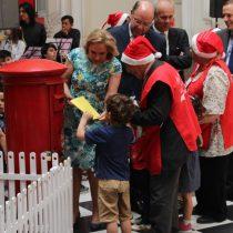 CorreosChile lanza su tradicional campaña de Navidad