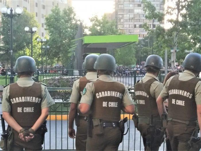 Carabineros de mal en peor: U. de Talca advierte que el organismo policial