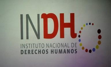 INDH acusó